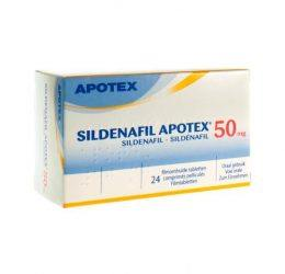 Sildenafil Apotex Review