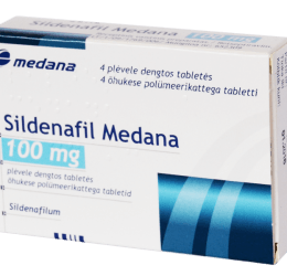 Sildenafil Medana Review